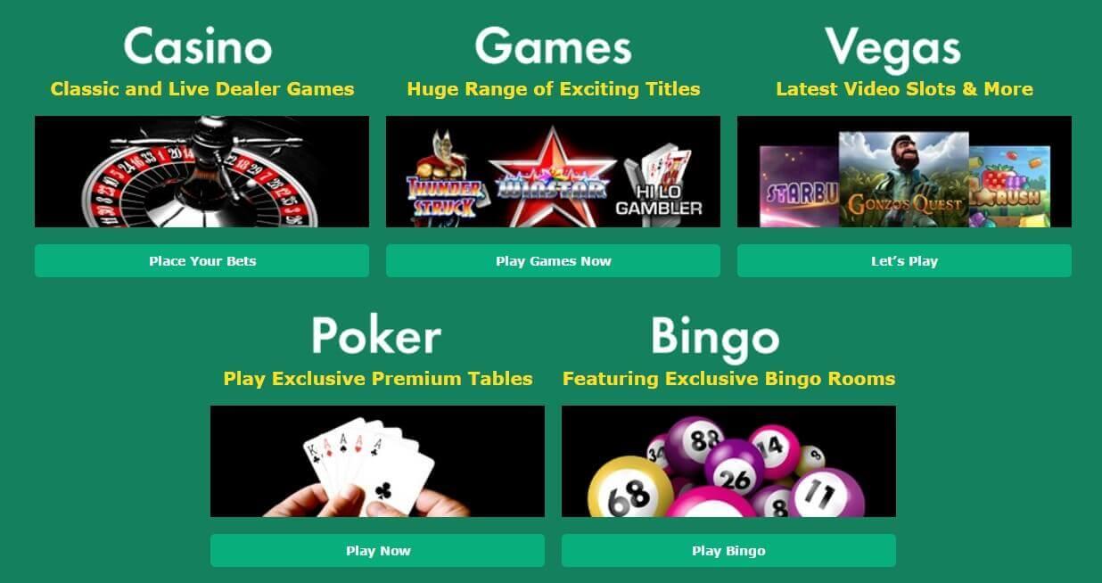 bet365 casino offer
