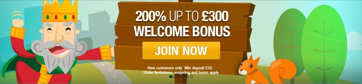 Ace Kingdon Welcome Bonus