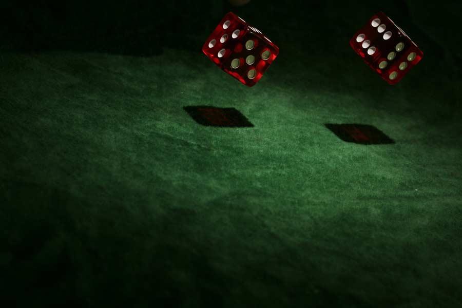 craps bets, play craps online, online casino