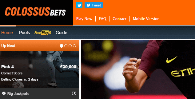colossus-bets-homepage