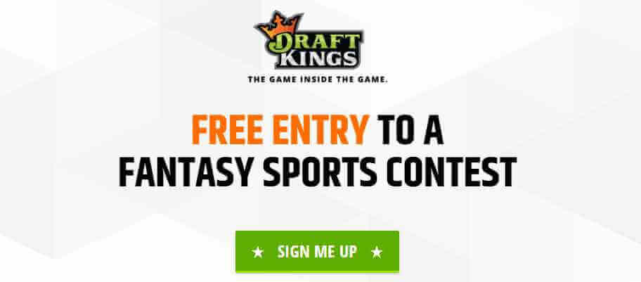 DraftKings Welcome Offer