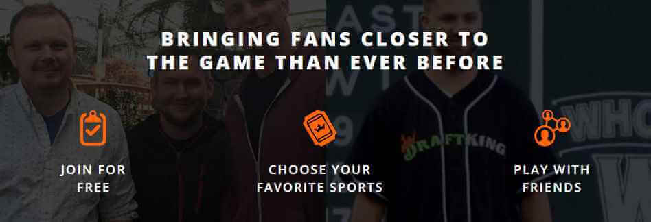DraftKings join free