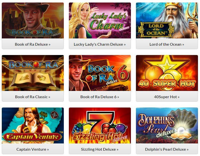 quasar casino games
