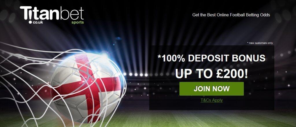 Titanbet Deposit Bonus