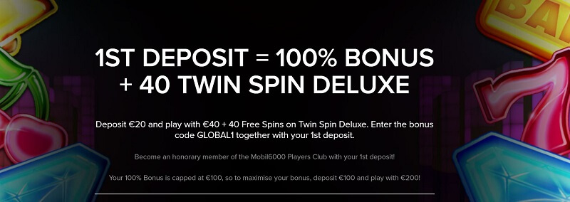 Mobil6000 promo code bonus