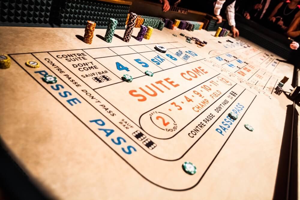 Casino Craps Strategy