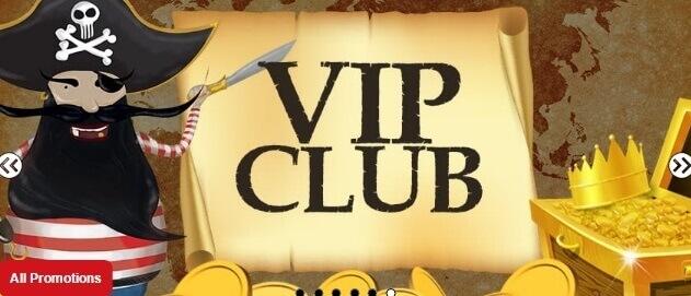 Jackpot Jones vip club