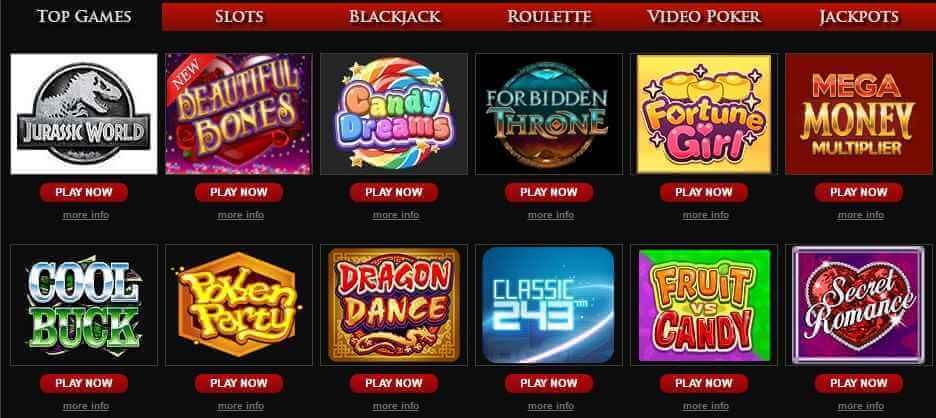 Lucky247 games