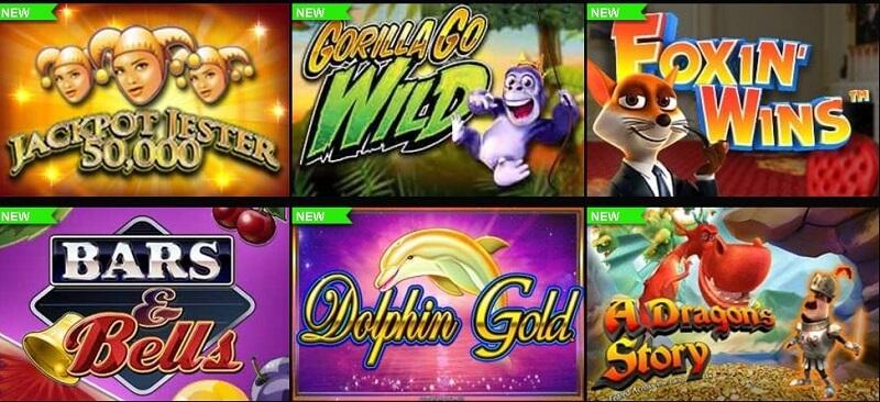 Capitan Charity Casino Games