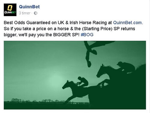 Quinnbet Facebook