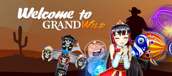 Grand Wild Casino Home