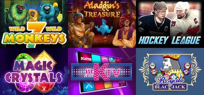 Vip Spel Casino Games