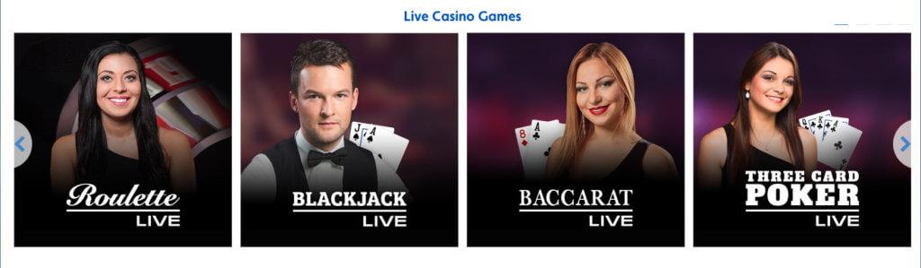 Jackpotjoy Games