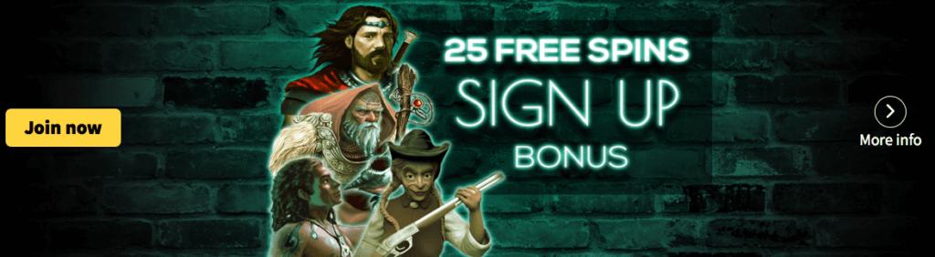 PWR.BET Sign Up Bonus