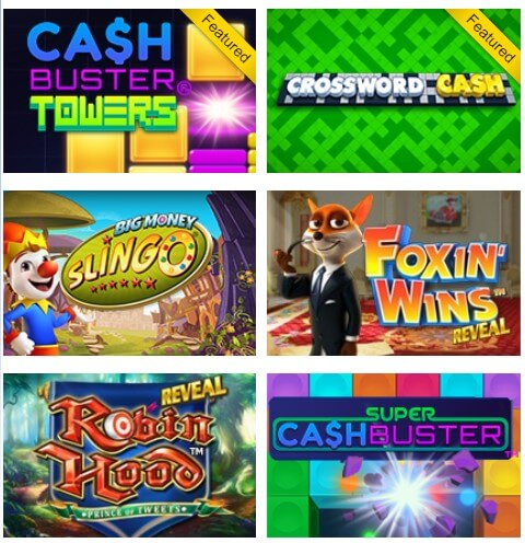 PA iLottery Games