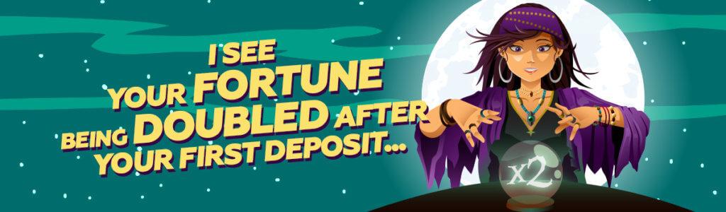 Mundi Fortuna Casino Welcome Offer