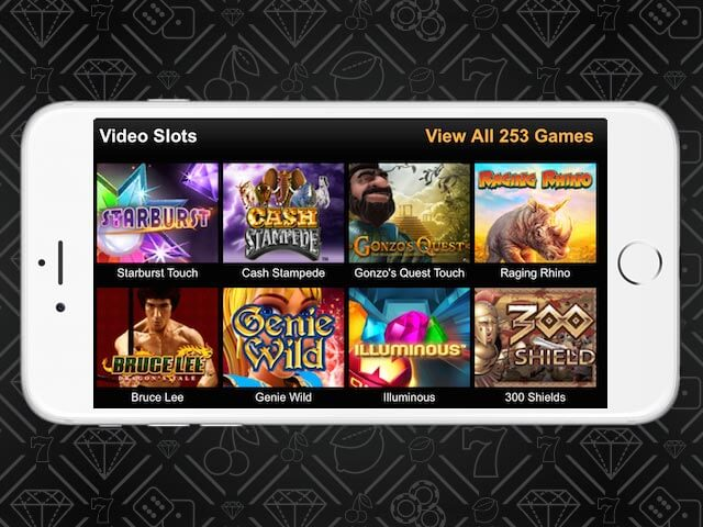 Video Slots Mobile