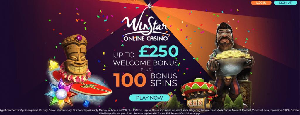 Winstar Casino Promo Code