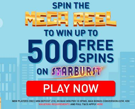 Online Casino London Free Spin