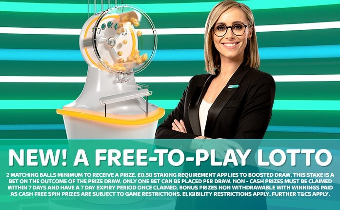 Sky Lotto Welcome Offer