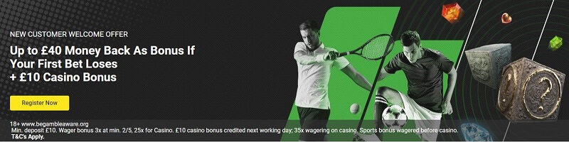 Unibet sports bonus