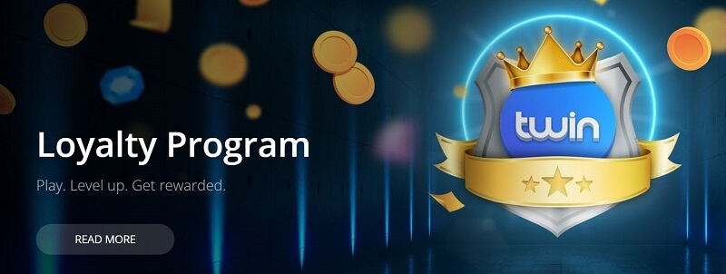 Twin Casino Loyalty Program