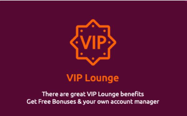 Play Kasino VIP Bonuses