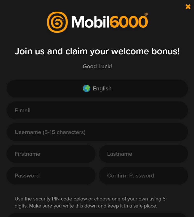 Mobil6000 Promo Code