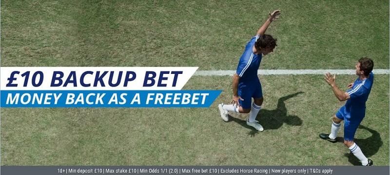 Sportingbet free bet bonus
