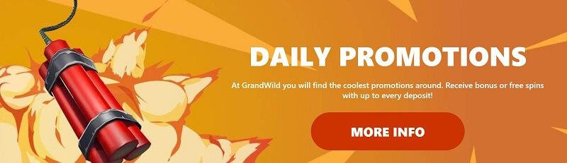 Grand Wild bonus