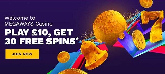 MEGAWAYS Casino Promotional Code