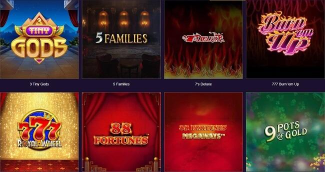 MEGAWAYS Casino Games