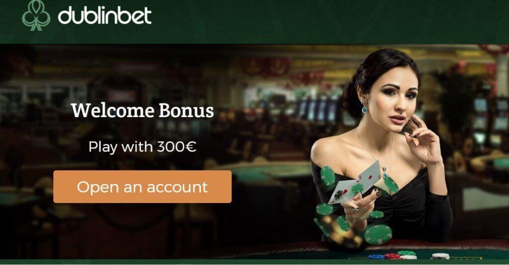 DublinBet Bonus Code