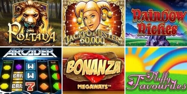 The Phone Casino Games