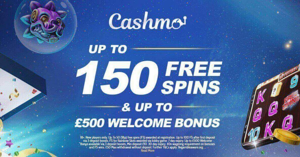 Cashmo Casino Bonus