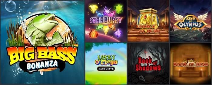21Prive Casino Games