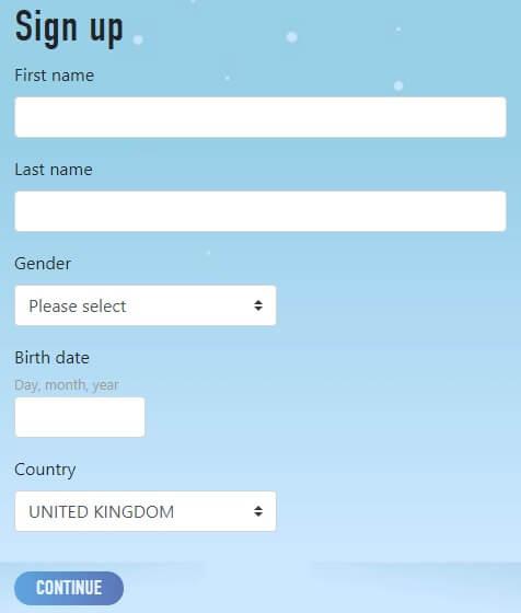Slotnite Registration